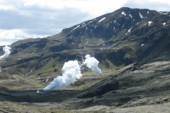 2005 – Teaching, Field Course, South Iceland
