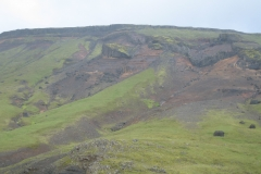 2006 – Fieldwork, Gljúfurdalur Valley, Southwest Iceland
