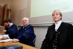 2007 – PhD Defence, University of Iceland, Reykjavík