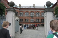 2005 – Teaching, Field Course, Denmark and Sweden