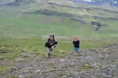 2006 – Fieldwork, Búlandshöfði, Snæfellsnes Peninsula, West Iceland