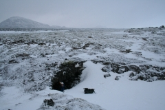 2007 – Fieldwork, Cave Exploring, Reykjanes Peninsula, Iceland